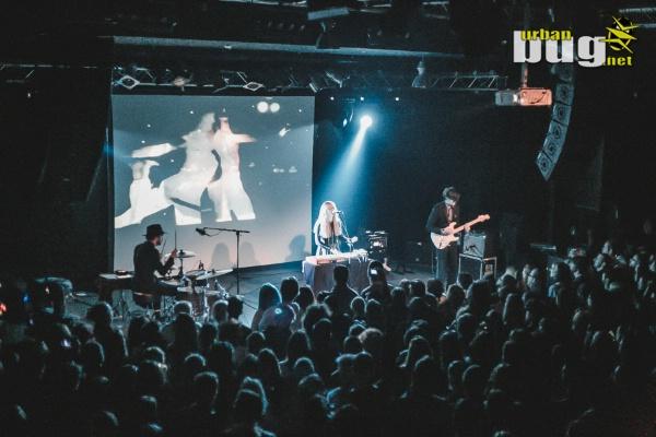 36-Still Corners @ Amerikana, DoB | Belgrade | Serbia | Nightlife | Dream Pop