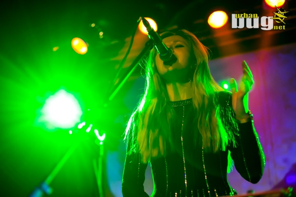32-Still Corners @ Amerikana, DoB | Belgrade | Serbia | Nightlife | Dream Pop