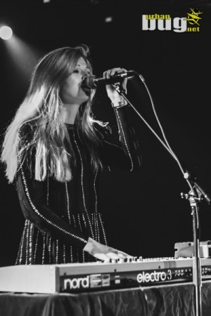 16-Still Corners @ Amerikana, DoB | Belgrade | Serbia | Nightlife | Dream Pop