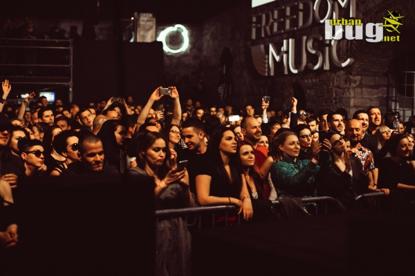 57-GusGus @ klub Barutana | Belgrade | Serbia | Nightlife | Open Air | Clubbing