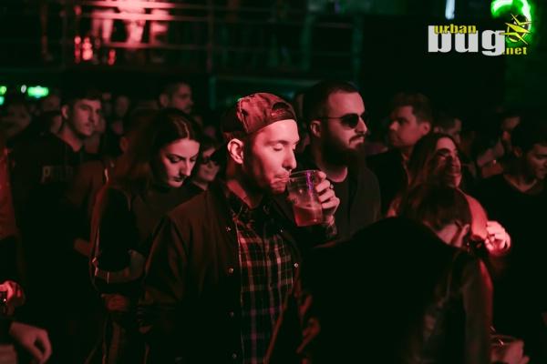 10-Apgrade with Mathame :: Radio Slave @ klub Barutana | Beograd | Nocni zivot | Clubbing | Open Air