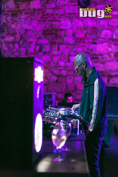 02-Black Coffee @ klub Barutana | Belgrade | Serbia | Nightlife | Clubbing