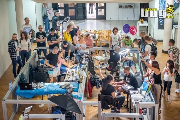 11-Great Heart Art 2019 | Beograd | Srbija | Tattoo & Art konvencija