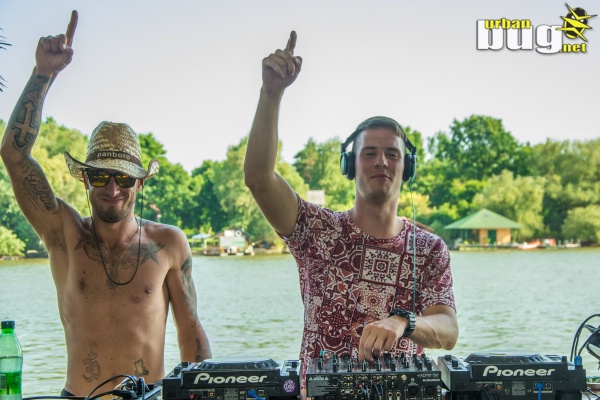 07-Aloha - Signal 2019 Open Summer :: dan 2. | Belgrade | Serbia | Daylife | River Party