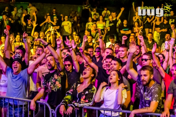 28-HEAVEN dan 1. @ FreshWave Festival 2019 | Banja Luka | Nocni zivot | Open air Muzicki Festival