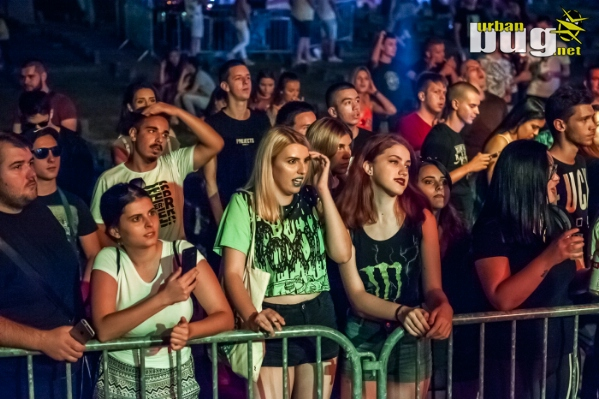 10-HEAVEN dan 1. @ FreshWave Festival 2019 | Banja Luka | Nocni zivot | Open air Muzicki Festival