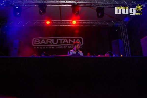 23-Fatima Hajji @ klub Barutana | Beograd | Srbija | Nocni zivot | Clubbing | Open air