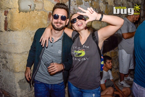 02-Fatima Hajji @ klub Barutana | Beograd | Srbija | Nocni zivot | Clubbing | Open air