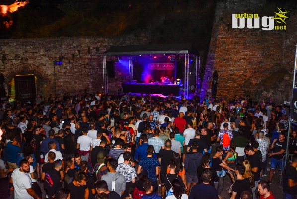 26-Fatima Hajji @ klub Barutana | Beograd | Srbija | Nocni zivot | Clubbing | Open air