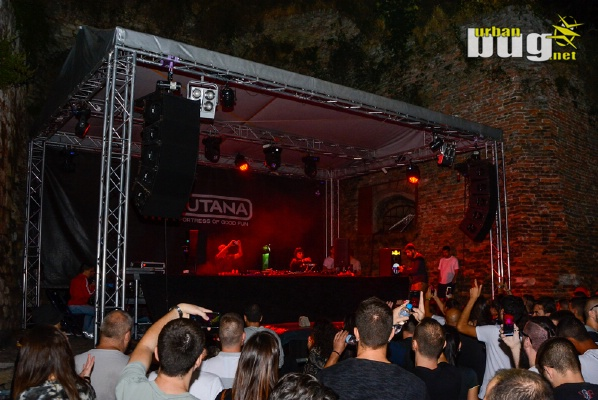 73-Fatima Hajji @ klub Barutana | Beograd | Srbija | Nocni zivot | Clubbing | Open air