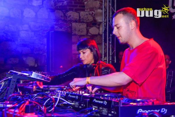 33-Fatima Hajji @ klub Barutana | Beograd | Srbija | Nocni zivot | Clubbing | Open air
