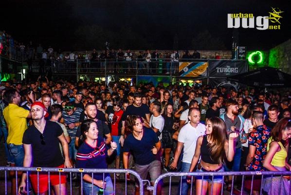 10-Fatima Hajji @ klub Barutana | Beograd | Srbija | Nocni zivot | Clubbing | Open air