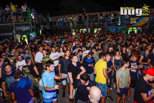 14-Fatima Hajji @ klub Barutana | Beograd | Srbija | Nocni zivot | Clubbing | Open air