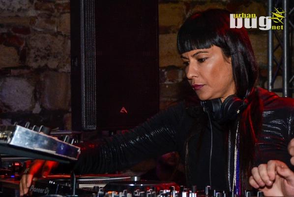 34-Fatima Hajji @ klub Barutana | Beograd | Srbija | Nocni zivot | Clubbing | Open air