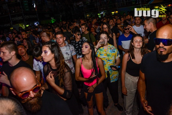 18-Fatima Hajji @ klub Barutana | Beograd | Srbija | Nocni zivot | Clubbing | Open air