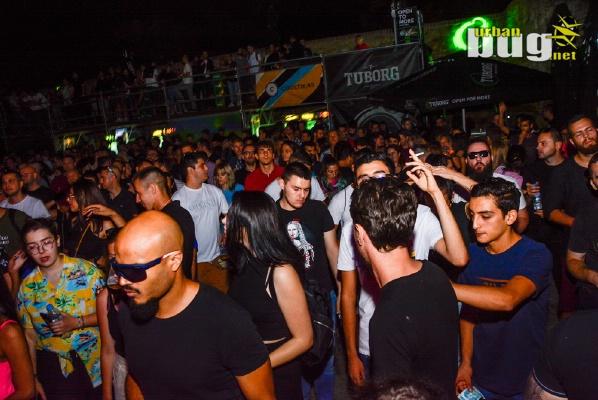 19-Fatima Hajji @ klub Barutana | Beograd | Srbija | Nocni zivot | Clubbing | Open air