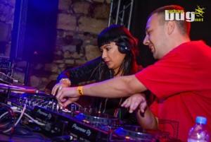 45-Fatima Hajji @ klub Barutana | Beograd | Srbija | Nocni zivot | Clubbing | Open air