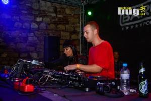 35-Fatima Hajji @ klub Barutana | Beograd | Srbija | Nocni zivot | Clubbing | Open air