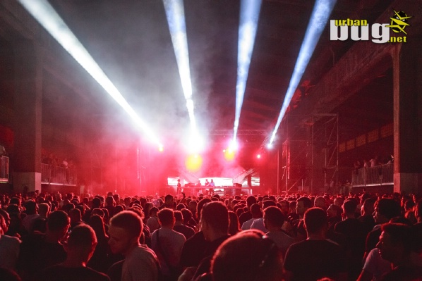 07-Laurent Garnier @ Apgrade Festival 2019 | Belgrade | Serbia | Nightlife | Clubbing