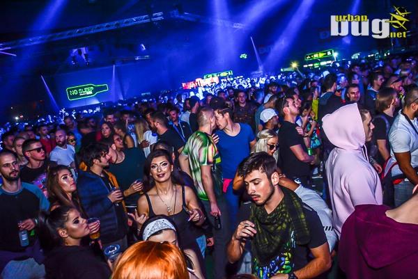 70-No Sleep Festival 2019 @ Hangar | Beograd | Srbija | Nocni zivot | Clubbing