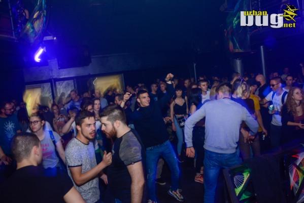 42-GOA EXPERIENCE XVIII @ Trezor   Belgrade   Serbia   Nightlife   Clubbing   Trance