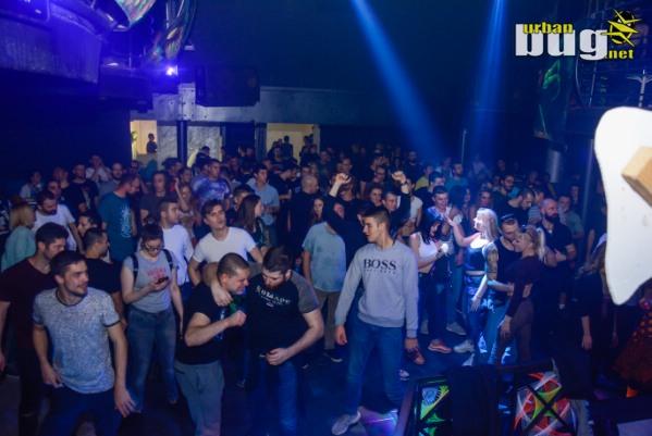 38-GOA EXPERIENCE XVIII @ Trezor   Belgrade   Serbia   Nightlife   Clubbing   Trance