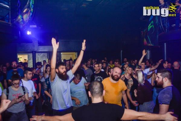 31-GOA EXPERIENCE XVIII @ Trezor | Belgrade | Serbia | Nightlife | Clubbing | Trance