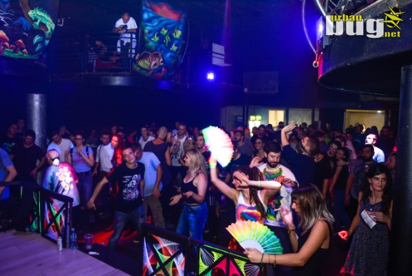 13-GOA EXPERIENCE XVIII @ Trezor | Belgrade | Serbia | Nightlife | Clubbing | Trance