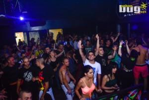 01-ALIENN @ klub Trezor | Beograd | Srbija | Nocni zivot | Clubbing | Psy Trance Party