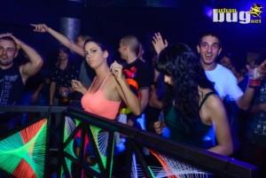 14-ALIENN @ klub Trezor | Beograd | Srbija | Nocni zivot | Clubbing | Psy Trance Party