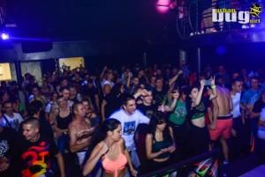 11-ALIENN @ klub Trezor | Beograd | Srbija | Nocni zivot | Clubbing | Psy Trance Party