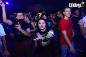 02-ALIENN @ klub Trezor | Beograd | Srbija | Nocni zivot | Clubbing | Psy Trance Party