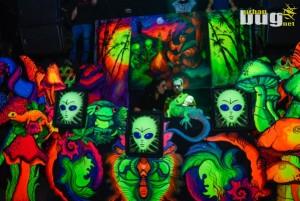 07-ALIENN @ klub Trezor | Beograd | Srbija | Nocni zivot | Clubbing | Psy Trance Party