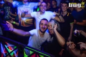 15-ALIENN @ klub Trezor | Beograd | Srbija | Nocni zivot | Clubbing | Psy Trance Party