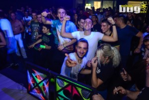 03-ALIENN @ klub Trezor | Beograd | Srbija | Nocni zivot | Clubbing | Psy Trance Party