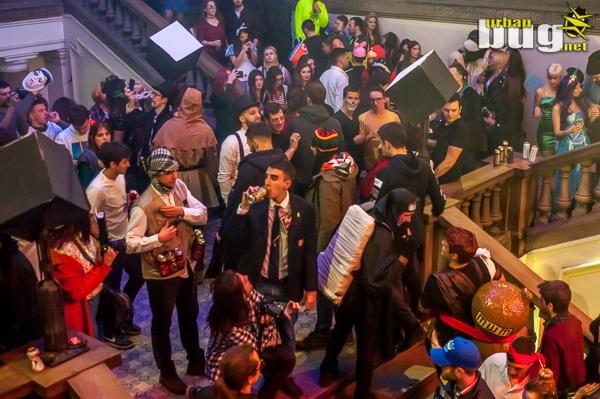 11-KST Maskenbal :: PORTAL | Beograd | Srbija | Nocni zivot | Koncerti/Party