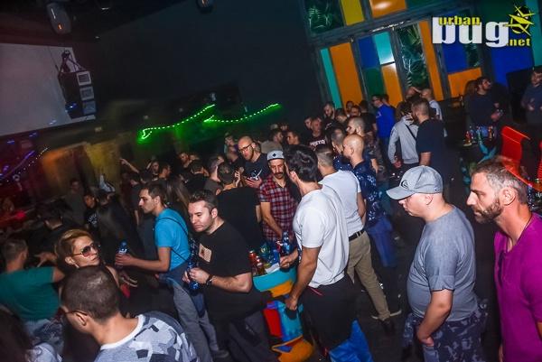 13-Silverlining @ klub HALF | Beograd | Srbija | Nocni zivot | Clubbing | Underground House