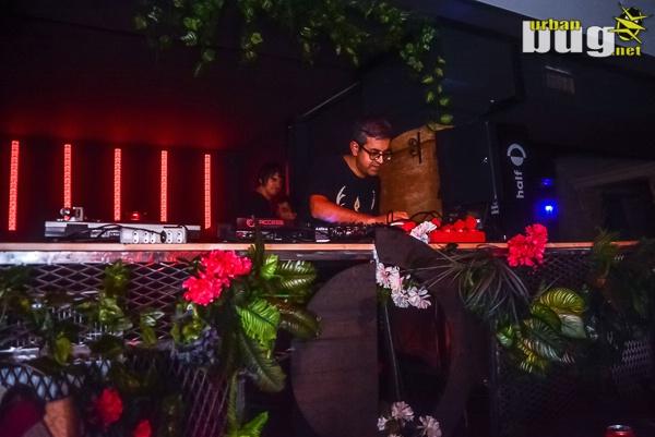 48-Silverlining @ klub HALF | Beograd | Srbija | Nocni zivot | Clubbing | Underground House
