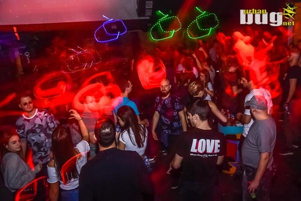 46-Silverlining @ klub HALF | Beograd | Srbija | Nocni zivot | Clubbing | Underground House