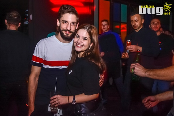 11-Silverlining @ klub HALF | Beograd | Srbija | Nocni zivot | Clubbing | Underground House