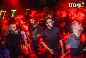 41-Silverlining @ klub HALF | Beograd | Srbija | Nocni zivot | Clubbing | Underground House