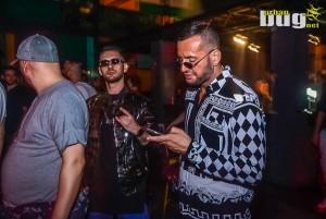 51-Silverlining @ klub HALF | Beograd | Srbija | Nocni zivot | Clubbing | Underground House