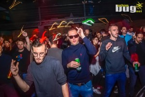 34-Silverlining @ klub HALF   Beograd   Srbija   Nocni zivot   Clubbing   Underground House
