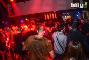 01-Silverlining @ klub HALF | Beograd | Srbija | Nocni zivot | Clubbing | Underground House