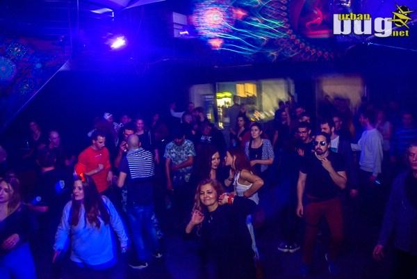02-MIRANDA live! @ klub Trezor | Beograd | Srbija | Nocni zivot | Clubbing | Goa Trance
