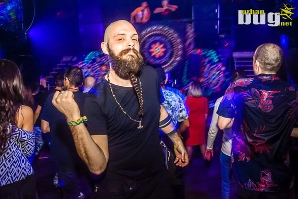 08-MIRANDA live! @ klub Trezor | Beograd | Srbija | Nocni zivot | Clubbing | Goa Trance