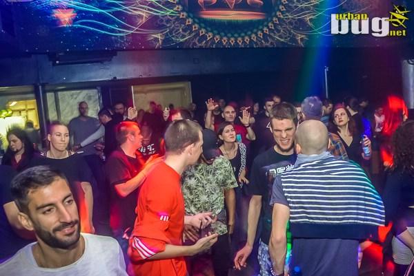 03-MIRANDA live! @ klub Trezor | Beograd | Srbija | Nocni zivot | Clubbing | Goa Trance