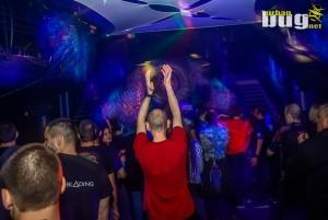 23-MIRANDA live! @ klub Trezor | Beograd | Srbija | Nocni zivot | Clubbing | Goa Trance