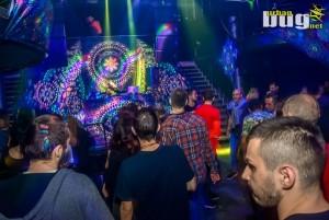 21-MIRANDA live! @ klub Trezor | Beograd | Srbija | Nocni zivot | Clubbing | Goa Trance