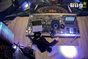 34-MIRANDA live! @ klub Trezor | Beograd | Srbija | Nocni zivot | Clubbing | Goa Trance
